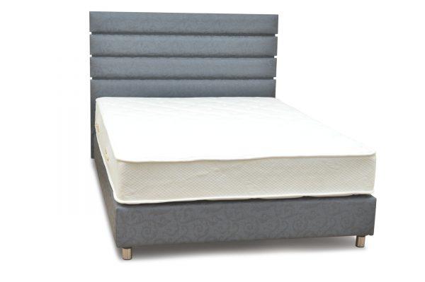 מיטה זוגית מרופדת דגם ליאם