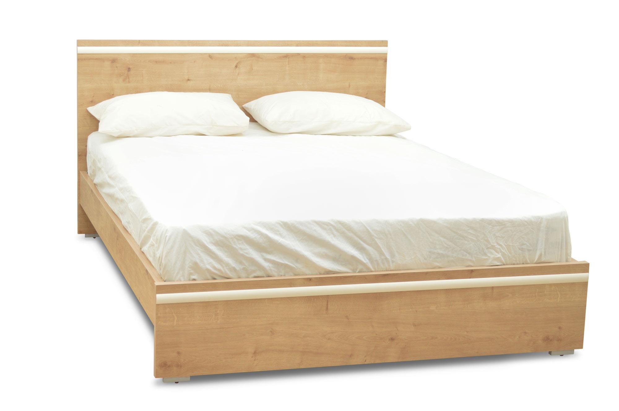 מיטה זוגית דגם כרמל פלוס פרופיל מעוגל