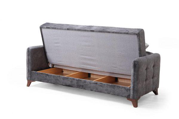 ספה נפתחת דגם דקל