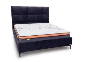 מיטה זוגית מרופדת דגם אודל