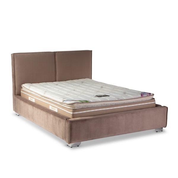 מיטה זוגית מרופדת דגם אראל
